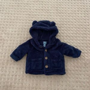 GAP Baby Button-Up Sweater, 3-6 MOS